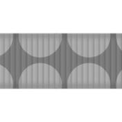 Thin Ribbon Template- Polka Dots 01