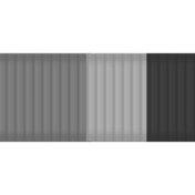 Thin Ribbon Template- Stripes 02