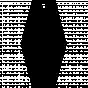 Tag Shape 05