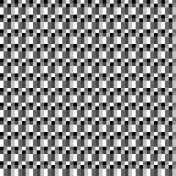 Checkered 12- Paper Template