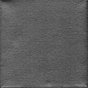 Canvas Texture- Dark Grayscale