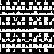 Large Polkadot Paper Overlay MV005