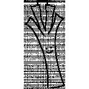 Leek Doodle Template