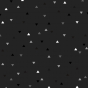 Scattered Triangles Paper Template