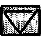 Paper Clip Template 08