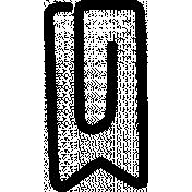 Paper Clip Template 09