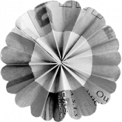 Paper Flower Template 005