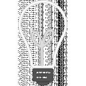 Lightbulb Template 01