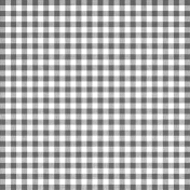 Gingham Fabric Overlay 01