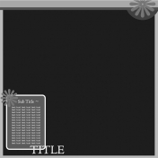 Large Photo Layout- Template 003