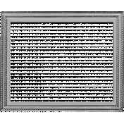 Metal Frame Template 001