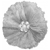 Fabric Flower Template 007