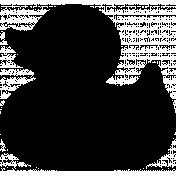 Rubber Duck Shape Mask 01