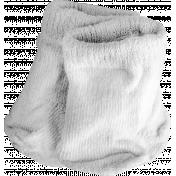 Preemie Socks Template