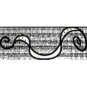 Swirl Doodle 001