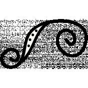 Swirl Doodle 002