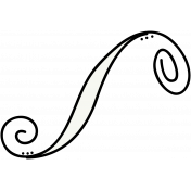 Swirl Doodle 004