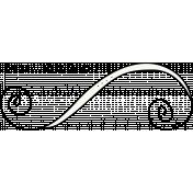 Swirl Doodle 006