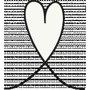 Heart Doodle 004