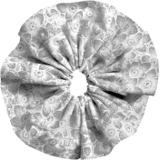 Fabric Flower Template 008