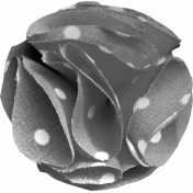 Fabric Flower Template 020