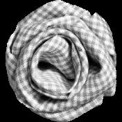 Fabric Flower Template 016