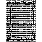 Frame Doodle Template 001