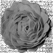 Ric Rac Flower Template 004