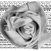 Fabric Flower Template 026