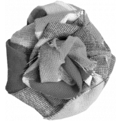 Fabric Flower Template 034
