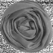 Ribbon Flower Template 005