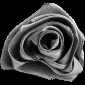 Ribbon Flower Template 011