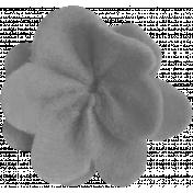 Felt Flower Template 007