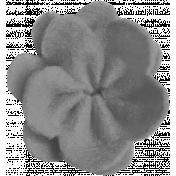 Felt Flower Template 008