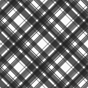 Layered Plaid Paper Template 004