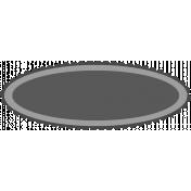 Layered Scalloped Sticker Template 002