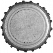 Bottle Cap Template 01