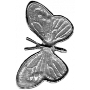 Butterfly Charm Template 02