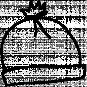 Hat Doodle Template 01