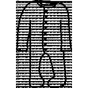Clothes Doodle Template 006