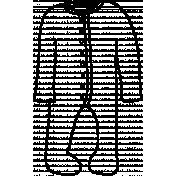 Clothes Doodle Template 012