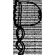 Hat Doodle Template 002