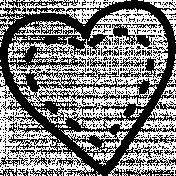 Heart Doodle 008
