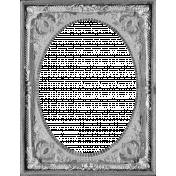 Metal Frame Template 003