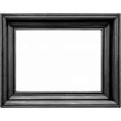 Wood Frame Template 08