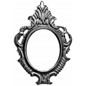 Metal Frame Template 004