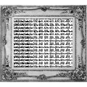 Plaster Frame Template 01