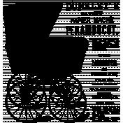 Vintage Advertisement Stamp 007