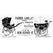 Vintage Advertisement Ephemera 001