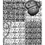 Ladybug Template 03